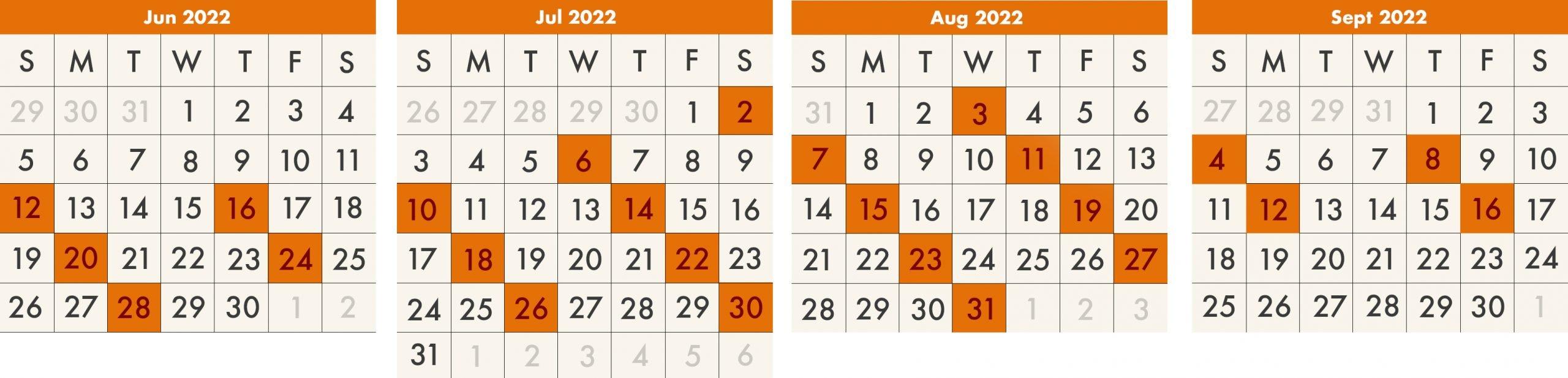 Dates and Calendar